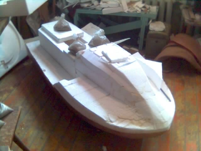 Изготовление лодки своими руками: из стеклопластика